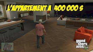 GTA 5  L'appartement a 400 000 dollars