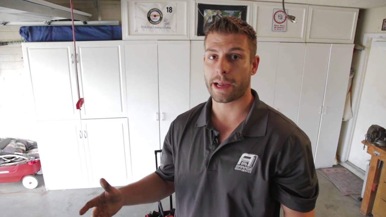 Garage Door Opener Light Socket Not Working Youtube