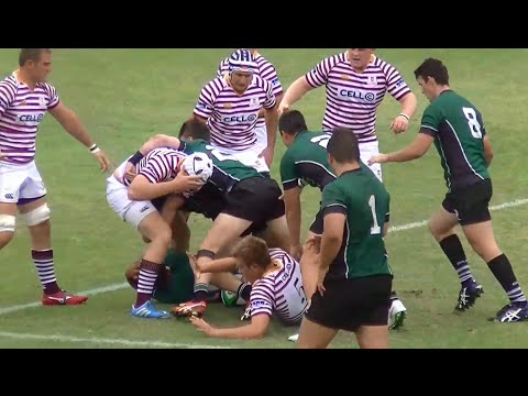Final★Paul Roos Gymnasium(South Africa) vs Brisbane Boys' College(Australia) 2015 SANIX World Rugby