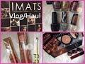 IMATS Toronto 2014 + Makeup Haul | Vlog