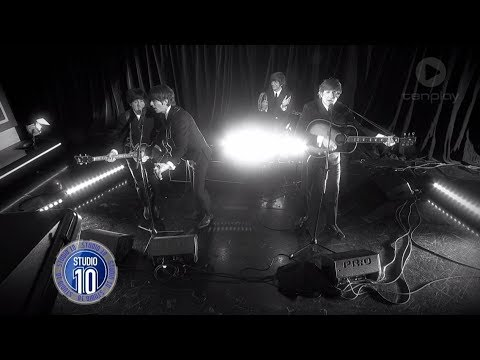 The Bootleg Beatles Perform 'Help' | Studio 10