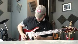 Cry for the bad man. Lynyrd Skynyrd Guitar Cover