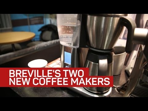 Breville Coffee Maker Stopped Working : Two new Breville coffee makers brew cups with robotic precision - YouTube