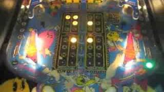 Baby Pac Man Arcade Game Pinball Video Game Bally Midway