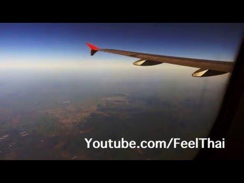 นั่งเครื่องแอร์เอเชียดอนเมือง-ฮานอย Air Asia flight to Vietnam 2015
