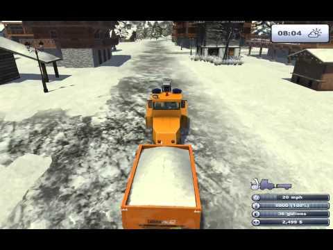 Ski Region Simulator (29.6.2014)