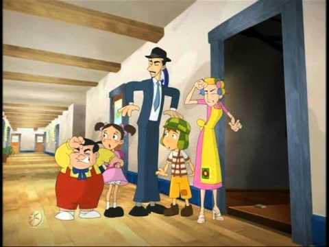 El Chavo Animado - ''Un Día en la Tele''