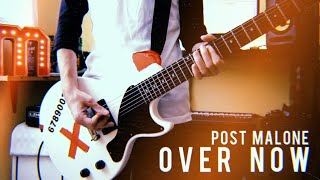 Post Malone - Over Now (Pop Punk Cover Instagram @matifreakout)