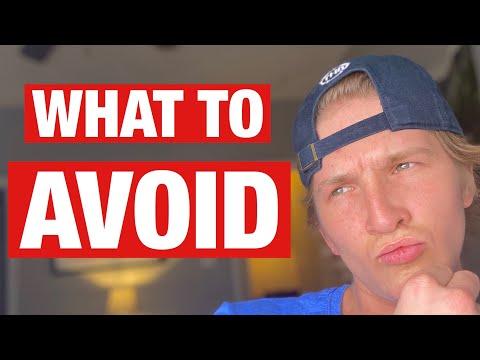 TOP 3 THINGS TO AVOID IN FOREX