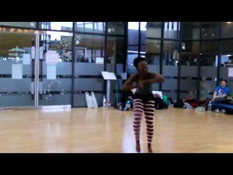 Ma-Abena Dance Classes: Non-Traditional West African Dance