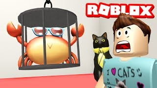 RESCUE PINCHY OBBY IN ROBLOX!