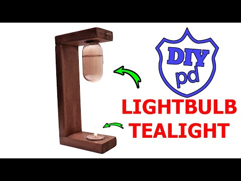 how-to-make-essential-oil-diffuser-with-a-lightbulb-|-diy-decor-ideas
