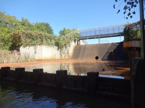 Exploring and Fishing Gropp Lake & Crosswicks Creek (Hamilton Township, NJ)