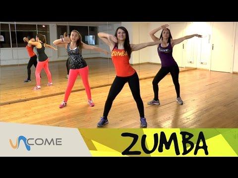 Zumba fitness lezione per dimagrire
