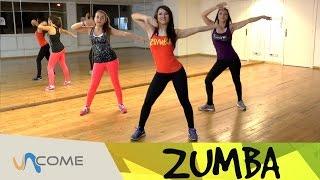 Zumba fitness lezione per dimagrire(In questo video di Uncome potrai trovare una lezione di zumba da guardare per allenarti a casa e fare attività fisica divertendoti! Lasciati andare a ritmo di ..., 2015-04-15T12:11:12.000Z)