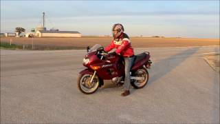 1998 Suzuki GSX-F 750cc Katana - Full Throttle Reviews
