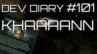 Stellaris - Dev Diary Thursday #101- The Great Horde (Yihiieee)