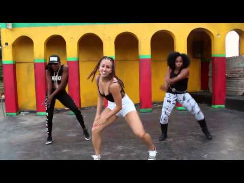 Major Lazer & Jugglerz ft. Vybz Kartel - Party On [Dancehall Choreography by Swaggi Maggi]
