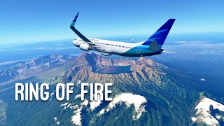 Ring of Fire - Infinite Flight Movie