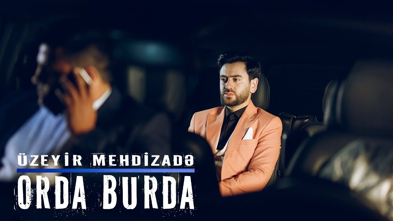 Uzeyir Mehdizade Ft Enya Yadimdadir Official Clip Hd Yep Yeni 2014 Youtube
