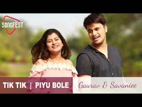 Tik Tik Vajate / Piyu Bole | Gaurav Dagaonkar & Savaniee Ravindrra | Mashup | Parineeta | Duniyadari