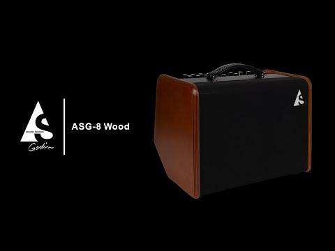 Amplificateur Godin ASG-8 Acoustic Solutions