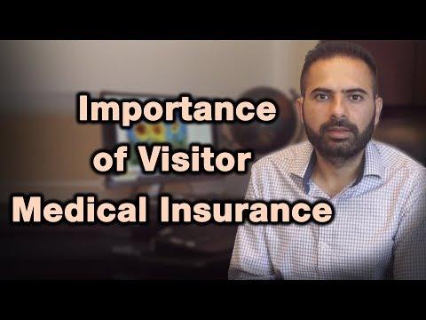 Harpinder Sidhu | Importance Of Visitor Medical Insurance | Jag Punjabi TV