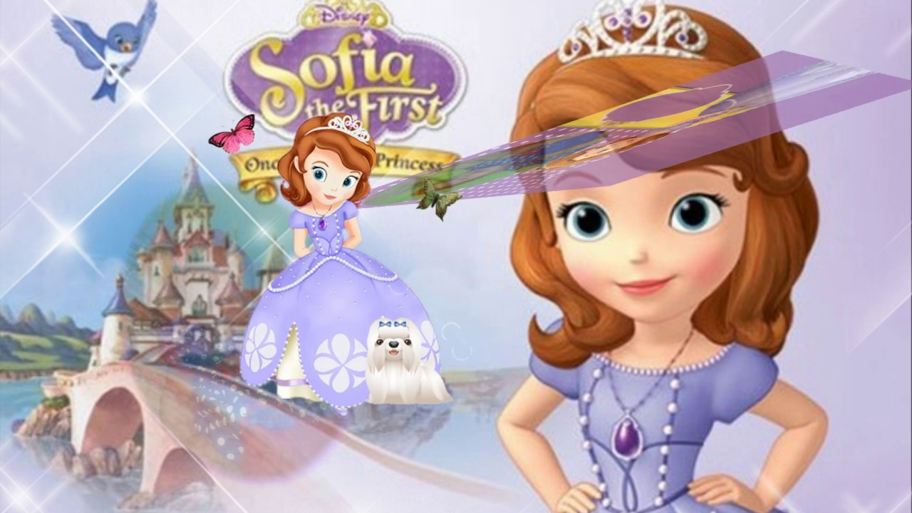 Projeto princesa sofia 10 fotos princesa geovana youtube - Foto princesa sofia ...