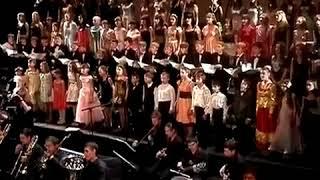 �������� ���� Белый пароход Хор хороший Музыка А  Пахмутова Стихи Н  Добронравов 2013 ������