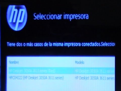 hp deskjet 3050a j611 series software