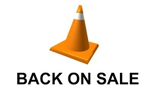 TRAFFIC CONE IS OUT ROBLOX PRESIDENTS DAY SALE 2019