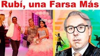 La Fiesta de Rubí, una distracción más de Televisa