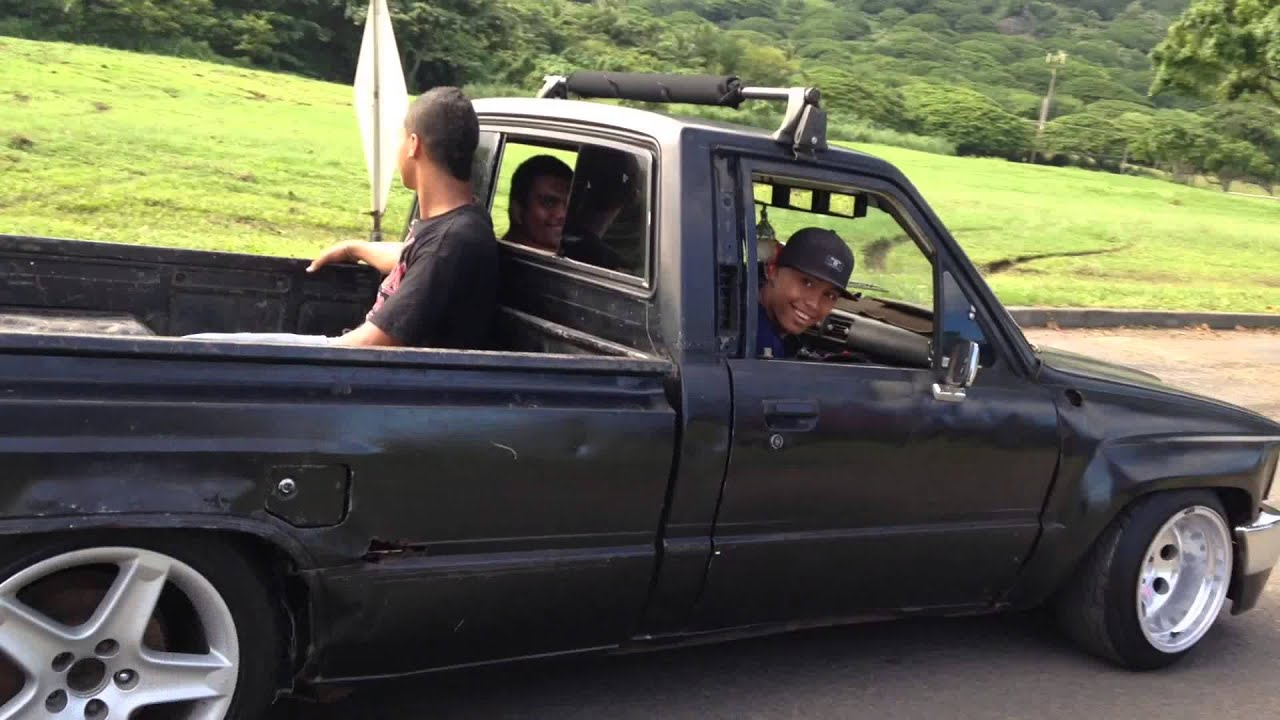 Hawaii Truck Cruise 2015 - YouTube