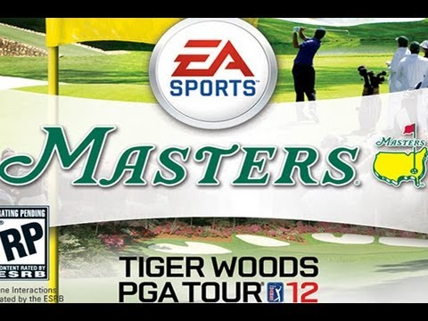 CGRundertow TIGER WOODS PGA TOUR 12: THE MASTERS for Nintendo Wii Video Game
