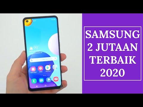 5 HP SAMSUNG 2 Jutaan Terbaik 2020 - Gosip Tekno Indonesia.
