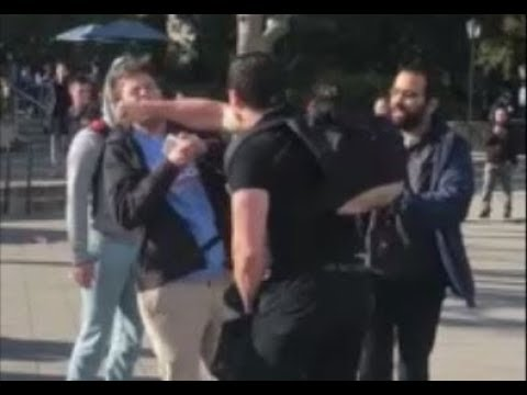 TheCollegeFix: Conservative activist punched in face at UC Berkeley