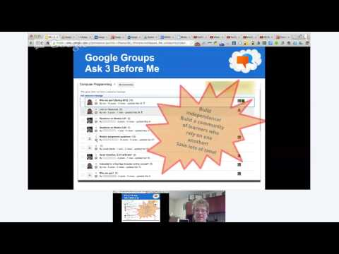 EDU on Air: 25+ Ways to Use Google Tools for Online & Blended Learning