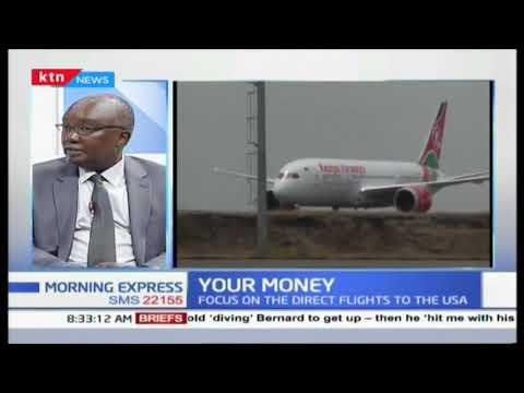Your Money:New market for Kenyan goods in the USA