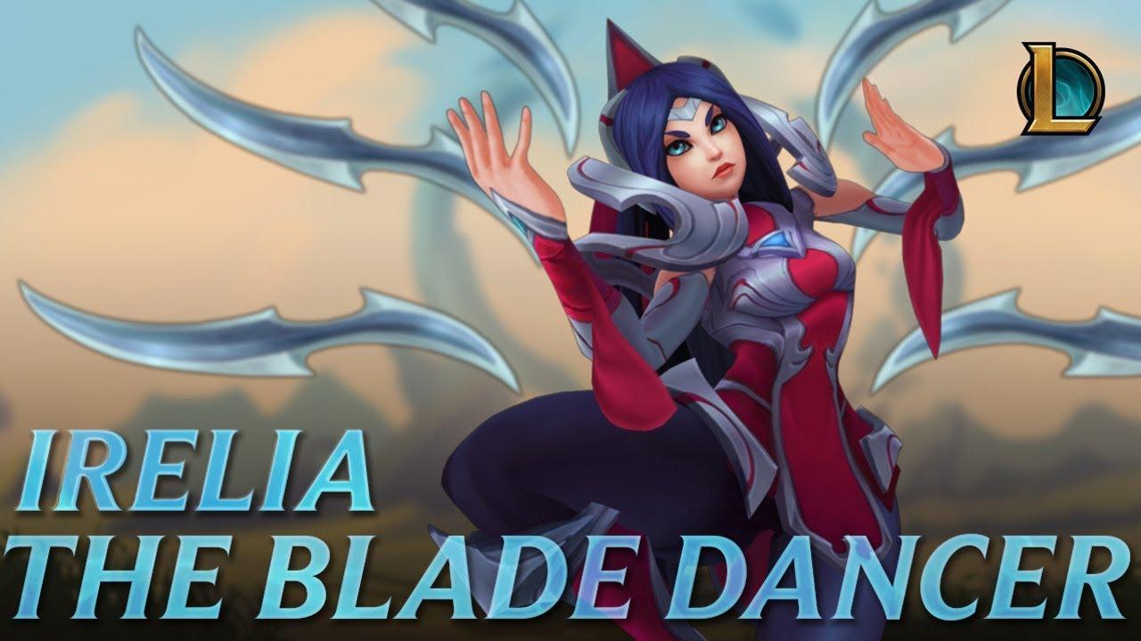 Irelia: The Blade Dancer | Yeni Şampiyon fragman... Videosu