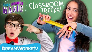 Killer Classroom Magic Tricks | JUNK DRAWER MAGIC