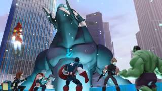 Disney Infinity: Marvel Super Heroes (2.0 Edition) Collector's Edition Trailer