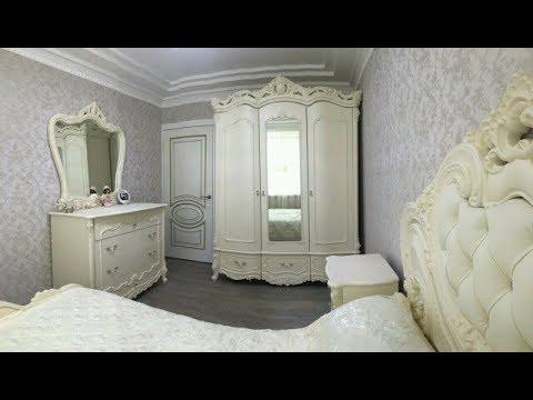 Спальня Элиза ЛЮКС крем видео#1