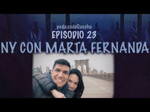 23 - NY con Marta Fernanda (PdeQ)
