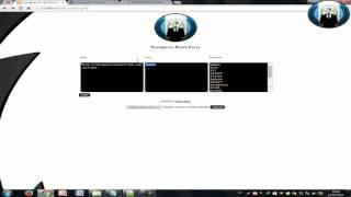 Simple Wordpress Brute Force Attack