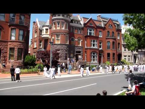 United House of Prayer Annual Memorial Day Parade (2/3)