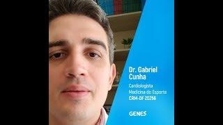 Dr. Gabriel Cunha   Cardiologista, Medicina do Esporte - CRM DF 20256