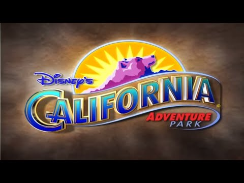 Disney's California Adventure Teaser Promo (DVD Quality)