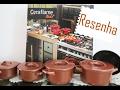 Resenha panelas Ceraflame (panelas 100% cerâmica)