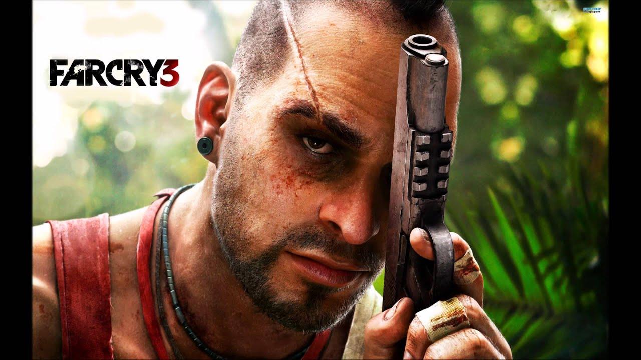 Far Cry 3 Killing Vaas Main Theme Youtube