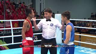 Gambar cover KL2017 29th SEA Games   Boxing - 46kg-49kg FINALS - 🇹🇭 THA vs 🇲🇾 MAS   24/08/2017